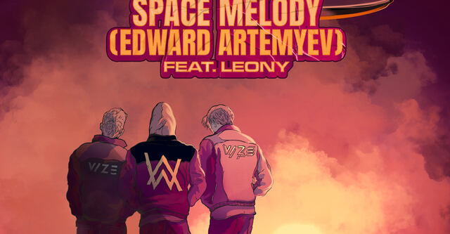 "Vize x Alan Walker feat. Leony ""Space Melody (Edward Artemyev)"""